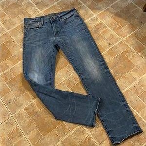 American Eagle original straight leg jeans 32/34